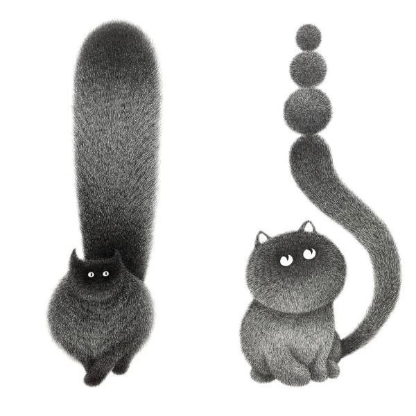 GALERIE – Kočky trochu jinak!