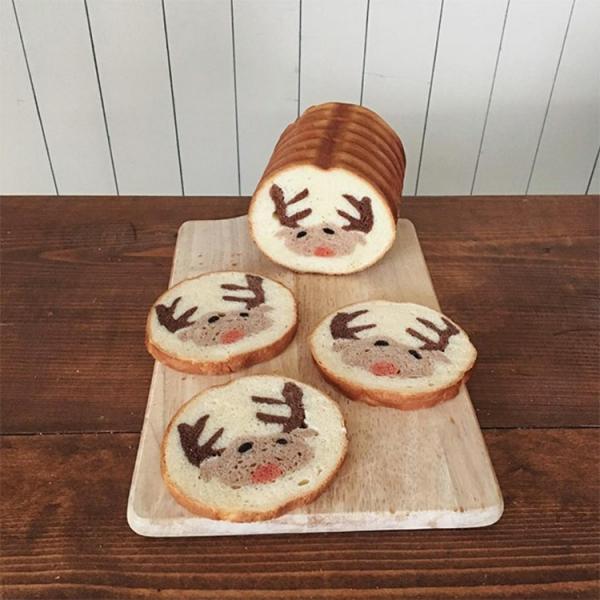 GALERIE - Úsměv barevného chleba