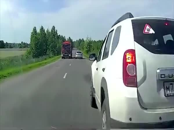 Nebezpečná jízda se nevyplácí