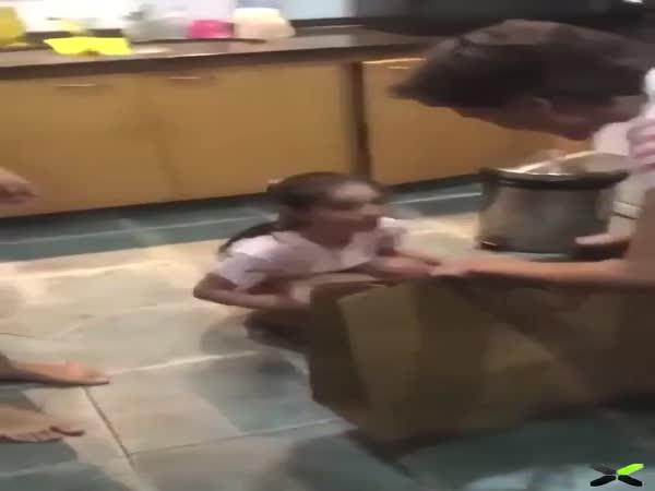 Neuvěřitelná radost z domácího mazlíčka