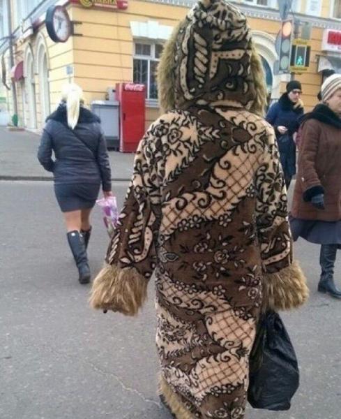 GALERIE - Lidé s přehnaným outfitem