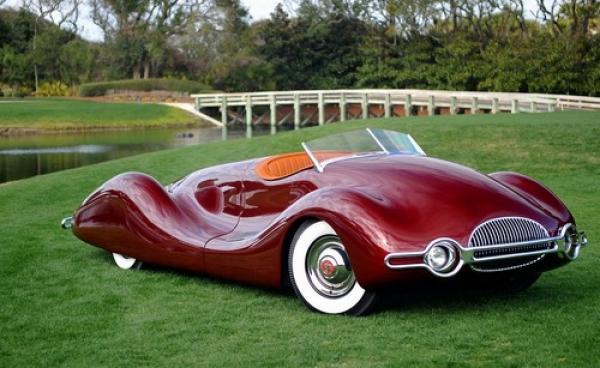 GALERIE - 10 nejdivnějších aut na světě
