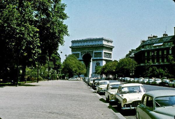 GALERIE - Paříž na konci padesátých let