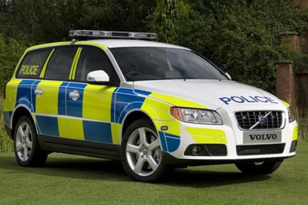 GALERIE – 10 nejlepších policejních aut