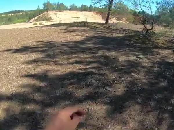 Skok, který jste ještě neviděli!