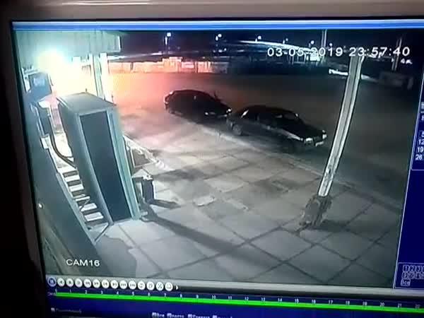 Velice zajímavé ukradnutí auta