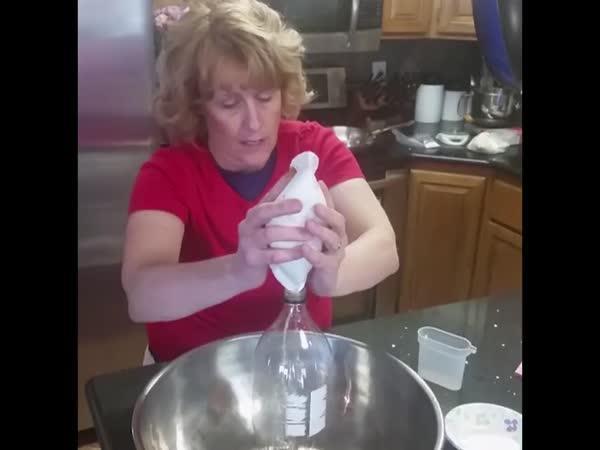 Pokus v kuchyni