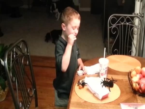 Kompilace – Pavoučí prank