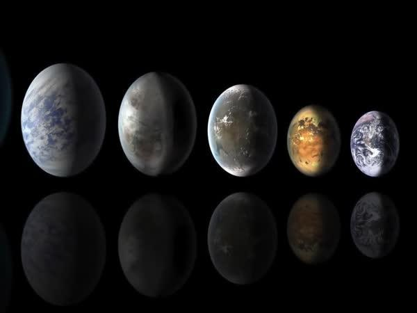 TOP 5 – Planety podobné Zemi
