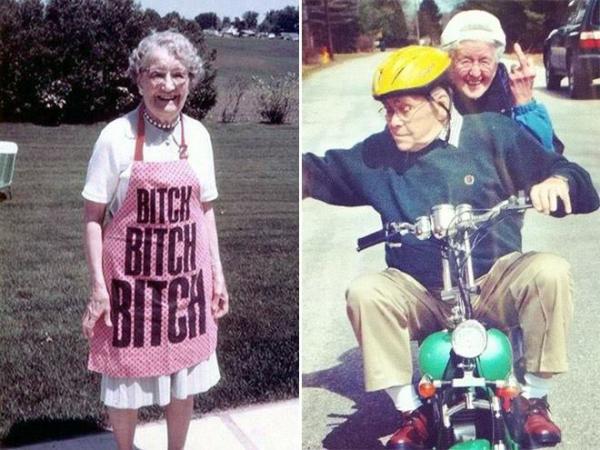 GALERIE – Když stáří není problém