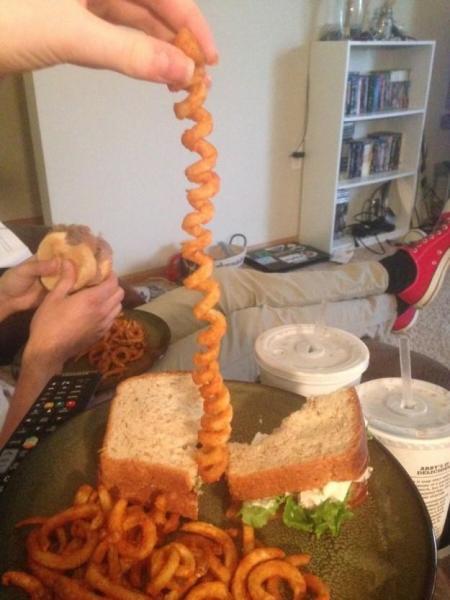 GALERIE – 18 nejšílenějších fotek jídel