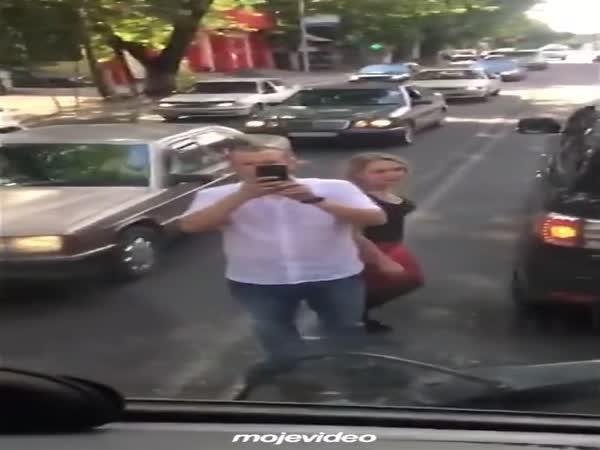 Jak se řeší dopravní konflikty v Kazachstánu