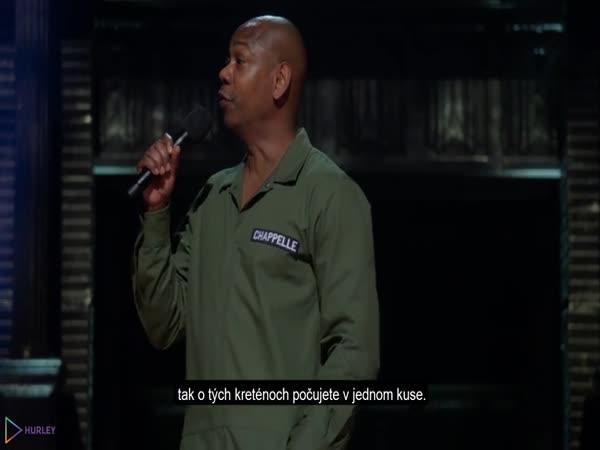 Stand up - neříkej písmeno B v televizi