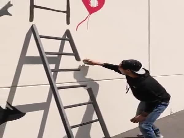 Síla a krása graffiti