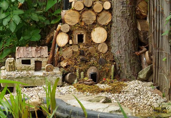 GALERIE - Krásné domečky pro myšky