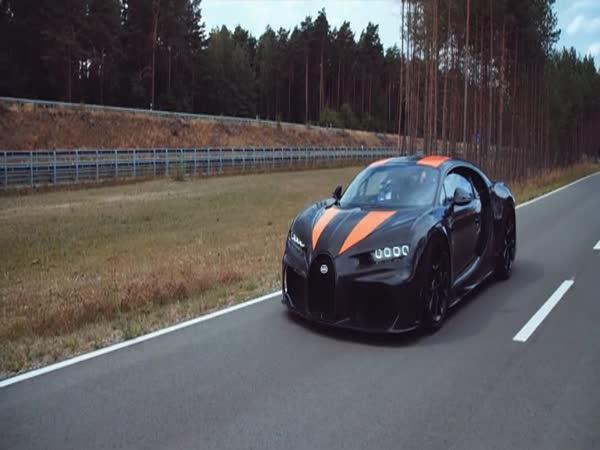 Nejrychlejší auto světa – Bugatti Chiron