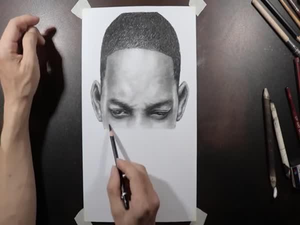Obraz jako z tiskárny