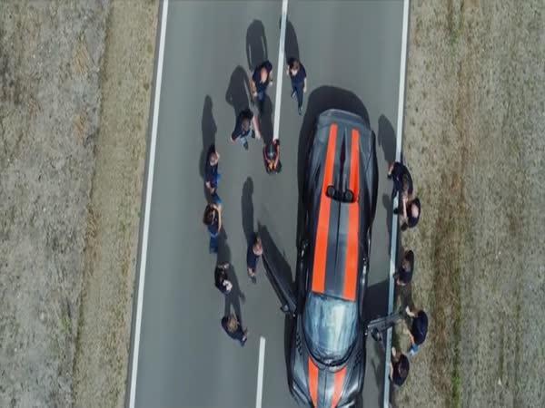 Bugatti Chiron stanovil nový rekord