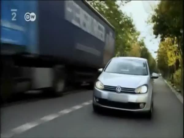 Spotřeba starého a nového VW Golf