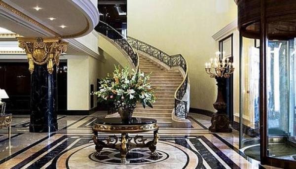 GALERIE – Nejdražší hotelové pokoje