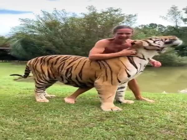 Skutečný Tarzan