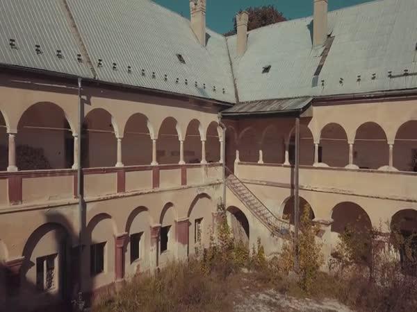 Slovensko - Tajemný kostel