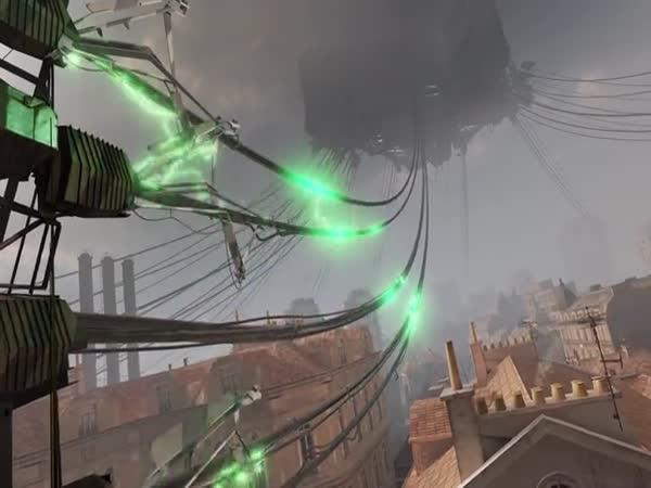 Představení hry Half-Life Alyx