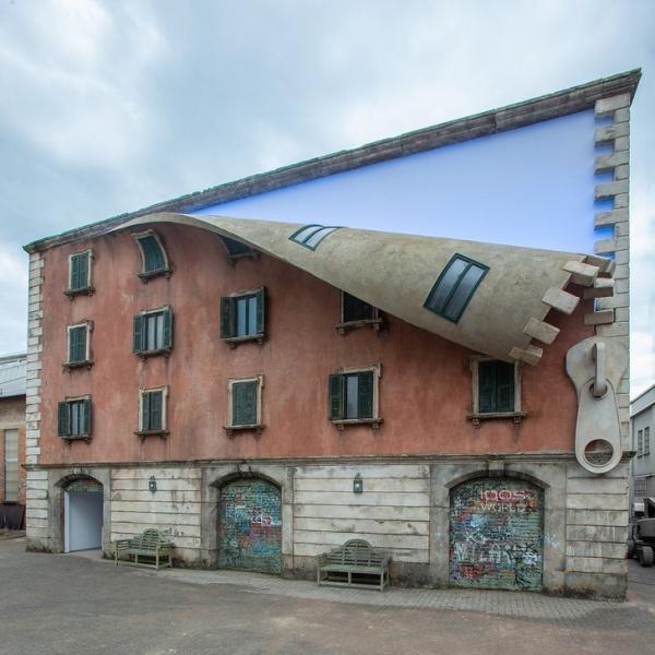 GALERIE – Moderní pouliční díla