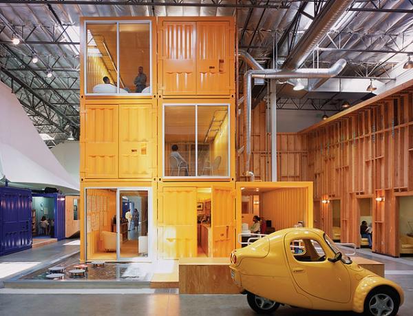 GALERIE – Nejvíc cool kanceláře
