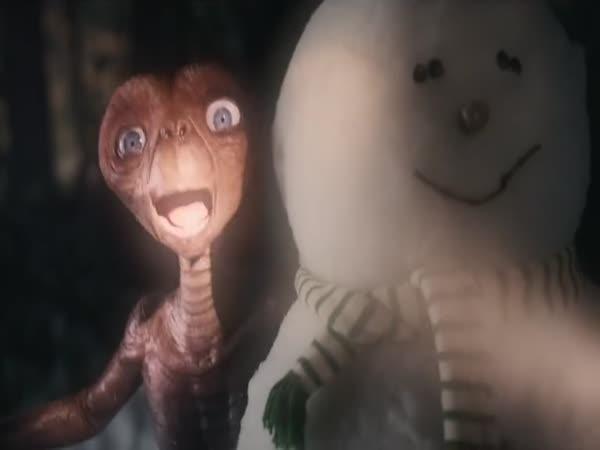 Návrat E. T. mimozemšťana