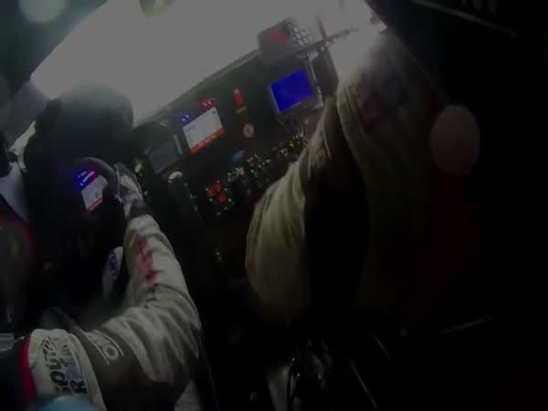 Nehoda na Rally Dakar