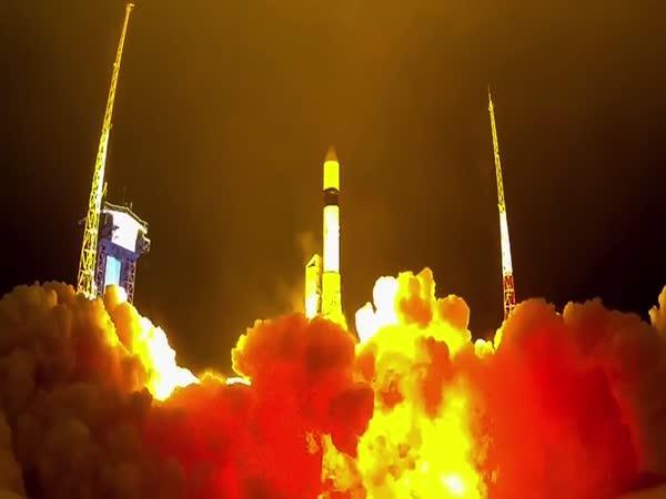 Rusko – Poslední start rakety Rokot