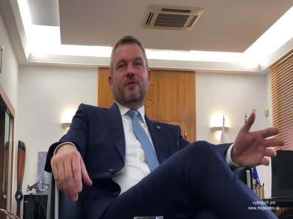 Slovensko – premiér a homosexualita