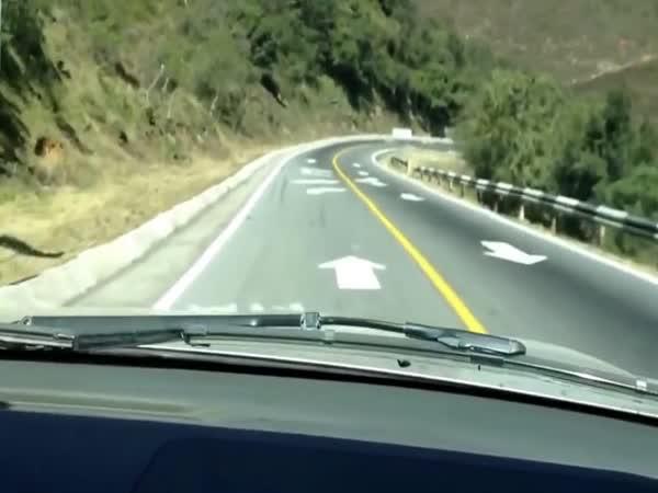 Jedna z nejnebezpečnějších cest!