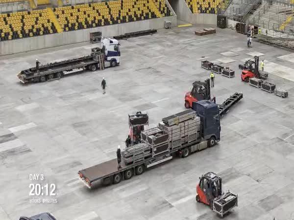 Stage Rammstein
