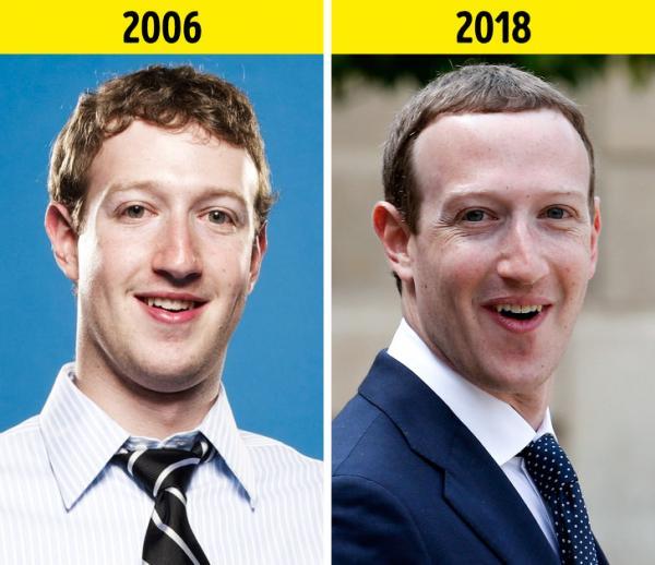 GALERIE – Jak vypadali miliardáři před zbohatnutím