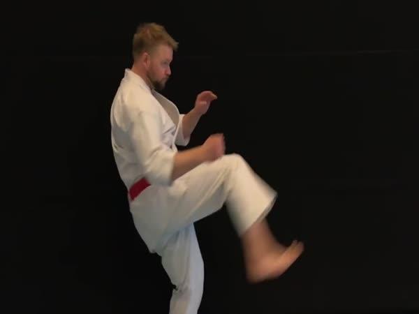 Karate v běžném životě