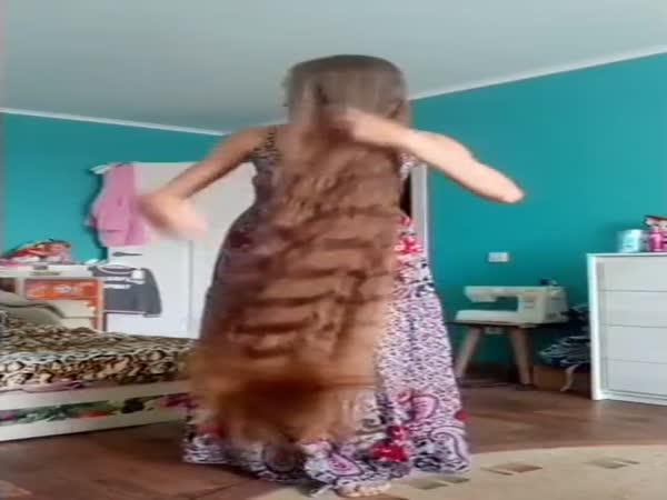 Dvoumetrové vlasy