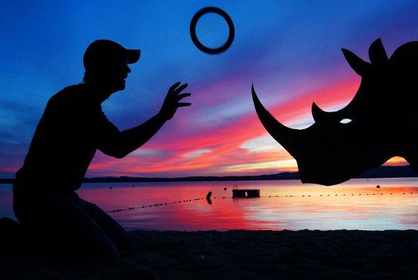GALERIE – Západy slunce s postavičkami