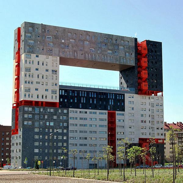 GALERIE – Originální a jedinečné budovy