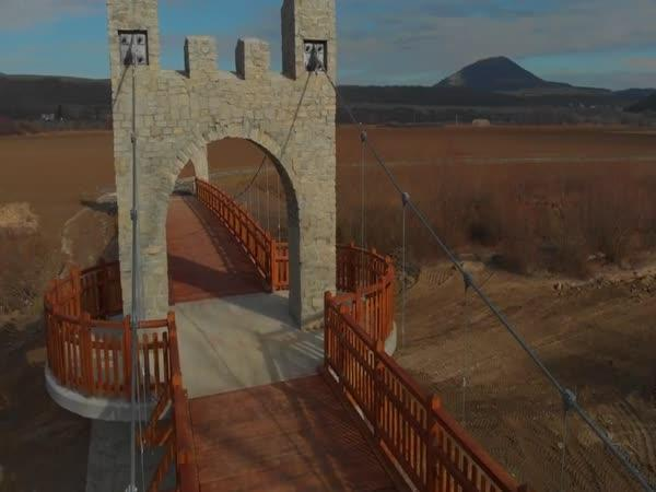 Slovensko – Krásný středověký most