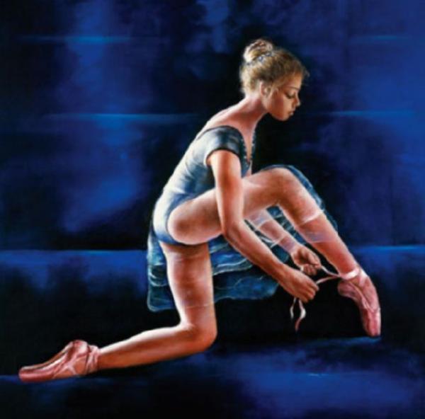 GALERIE – Akiane a její kresby