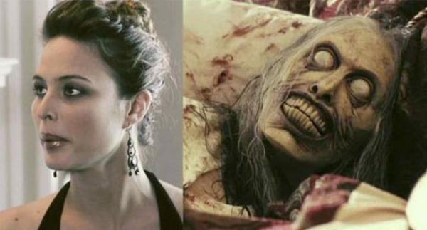 GALERIE – Herečky před a po hororovém make-upu