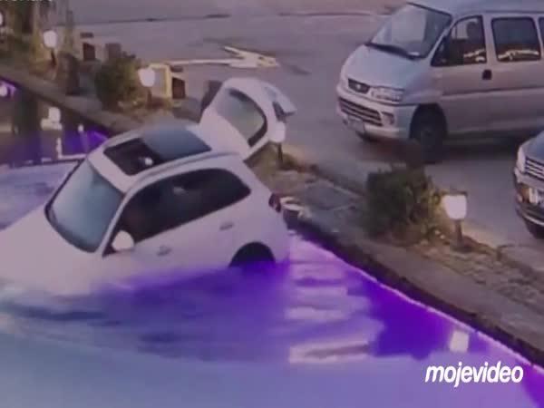 Dej ženě nové auto, ona ti ho utopí
