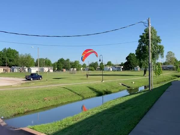 Jak na paragliding