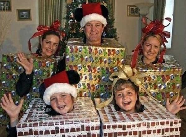 GALERIE – Nejhorší fotografie z Vánoc