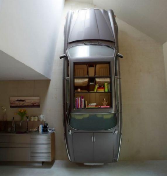 GALERIE – Moderní návrhy interiérů