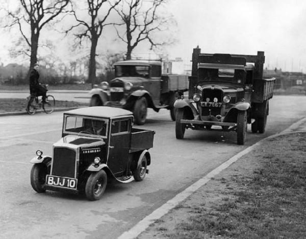 GALERIE – Retro a neobvyklá vozidla