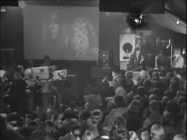 První techno koncert 1970