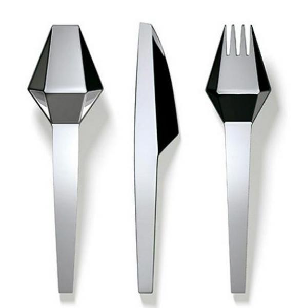 GALERIE – Neobvyklé nože a vidličky